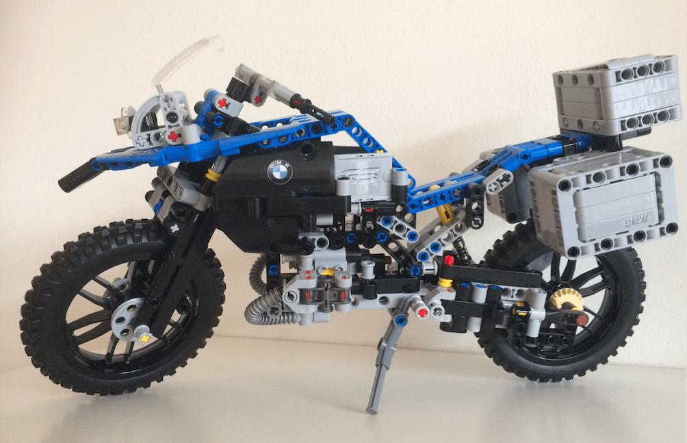 Technisch Lego als woonaccessoire!
